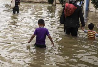 راز بارشهای بیسابقه در ایران فاش شد! + فیلم