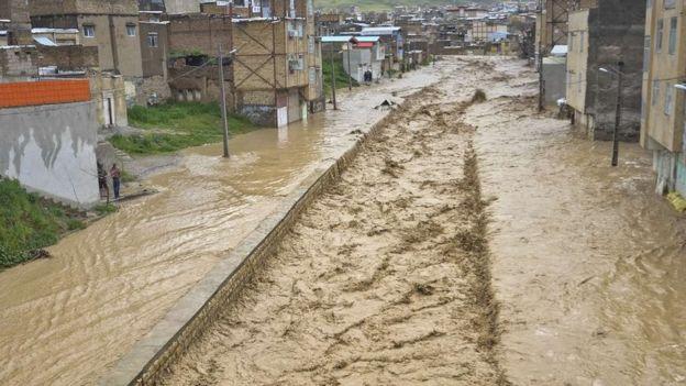 ۶ ایده علمی برای دور زدن سیلاب