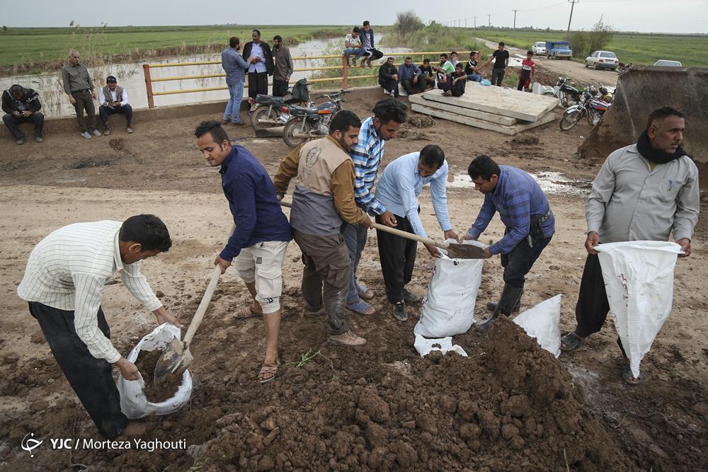 حضور پررنگ نیروهای جهادی در حوادث اخیر