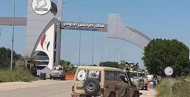 تحولات میدانی لیبی / در حومه شهر طرابلس چه می گذرد؟ نقشه میدانی