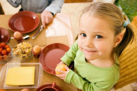 راهکارهایی ساده برای دوپینگ کردن حافظه کودک/ به کودک صبحانه کامل دهید