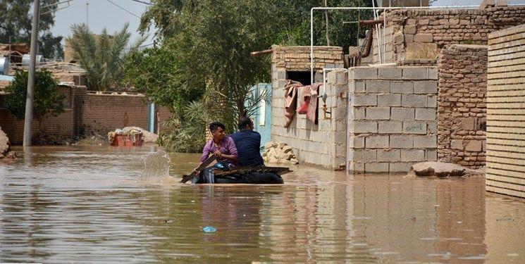 آخرین اخبار از امداد رسانی به مناطق سیلزده دوشنبه ۱۹ فروردین ماه