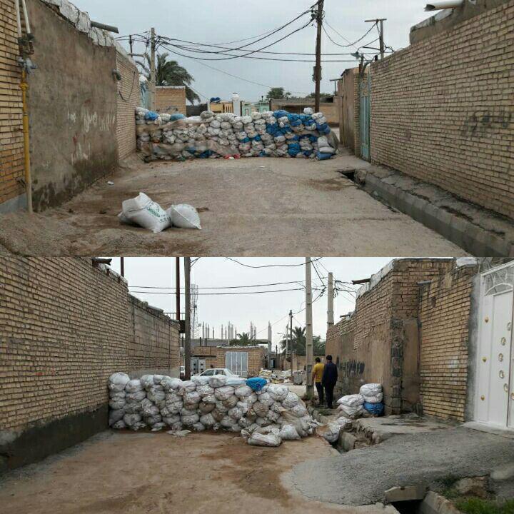 آخرین اخبار از امداد رسانی به مناطق سیلزده دوشنبه ۱۹ فروردین ماه + فیلم و تصاویر