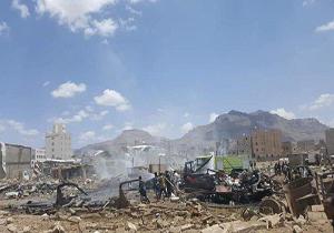باشگاه خبرنگاران -افزایش آمار شهدا و زخمیان جنایت ائتلاف سعودی در سعوان صنعا