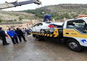 ارائه بیش از ۲ هزار خدمات خودرویی به آسیب دیدگان مناطق سیل زده