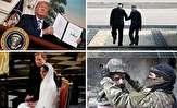 باشگاه خبرنگاران - از خروج آمریکا از برجام و دیدار تاریخی «این» و «اون» تا عروسی پرزرقوبرق نوه ملکه انگلیس + تصاویر