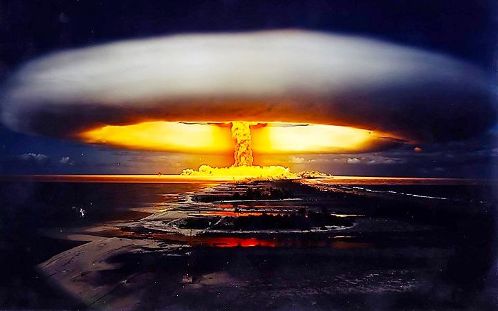 رکوردار بیشترین ازمایش هستهای در جهان را بشناسید