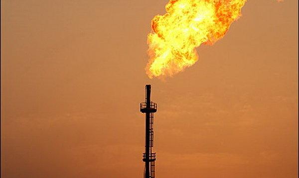 مزایده فروش گازهای مشعل