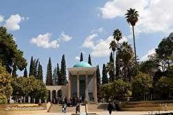 باشگاه خبرنگاران - ایرانِ ما؛ آرامگاه سعدی شیراز