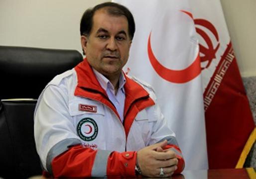 ارسال ۴۰ تن محموله امدادی کویت به هلال احمر ایران/ محموله امدادی کشور آلمان شامل وسایل امدادی است