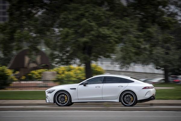 مدل بالارده مرسدس AMG GT 53 به زودی عرضه خواهد شد