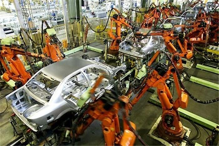 ظرفیت صادرات قطعات خودرو در کشور وجود دارد/افزایش تولید خودرو در سال جاری