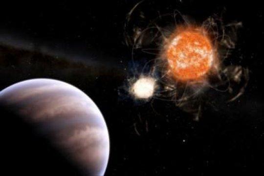 کشف سیارهای غول پیکر در فضا/ تلاش برای کسب اطلاعات جدید از تکامل فضایی