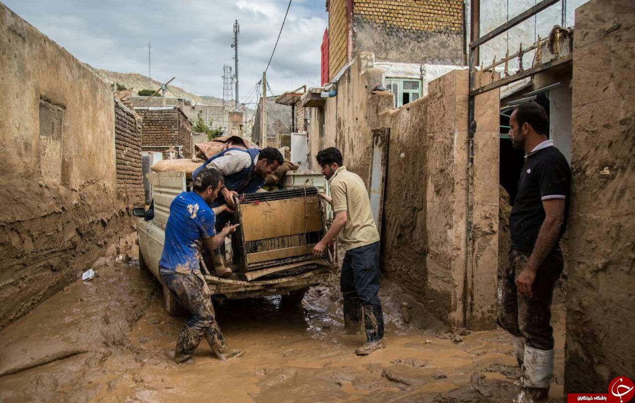 آخرین اخبار از مناطق سیلزده چهارشنبه ۲۱ فروردین ماه/ تخریب۱۲ هزار کیلومتر از راههای کشور در پی وقوع سیلاب/دستور تخلیه شهر اهواز صحت ندارد