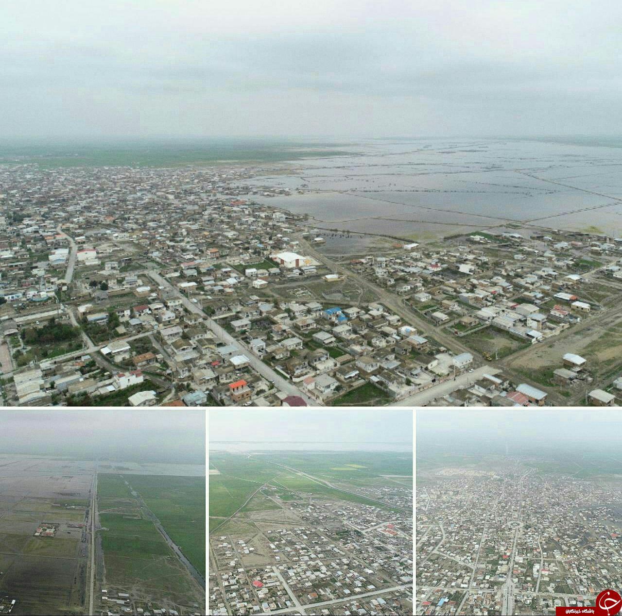 آخرین اخبار از مناطق سیلزده چهارشنبه ۲۱ فروردین ماه/ تخریب۱۲ هزار کیلومتر از راههای کشور در پی وقوع سیلاب/دستور تخلیه شهر اهواز صحت ندارد+تصاویر