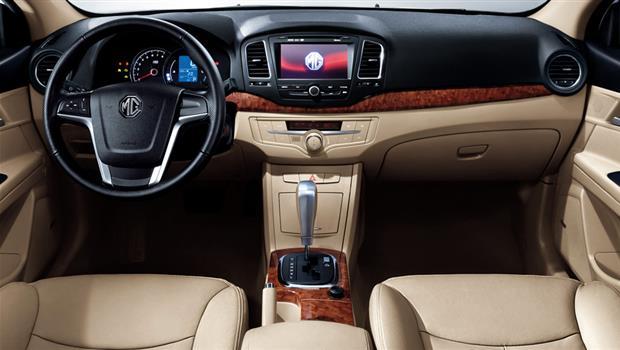 بررسی خودرو ام جی ۳۵۰ + جدول مشخصات فنی