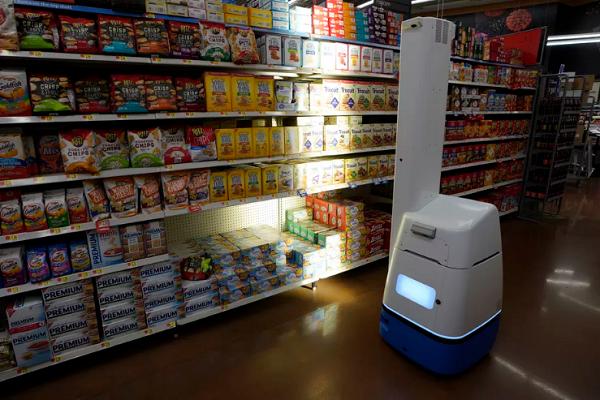 فروشگاههای زنجیرهای والمارت تعداد رباتهای خود را افزایش میدهد