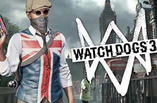 عنوان Watch Dogs3 در لندن جریان خواهد داشت