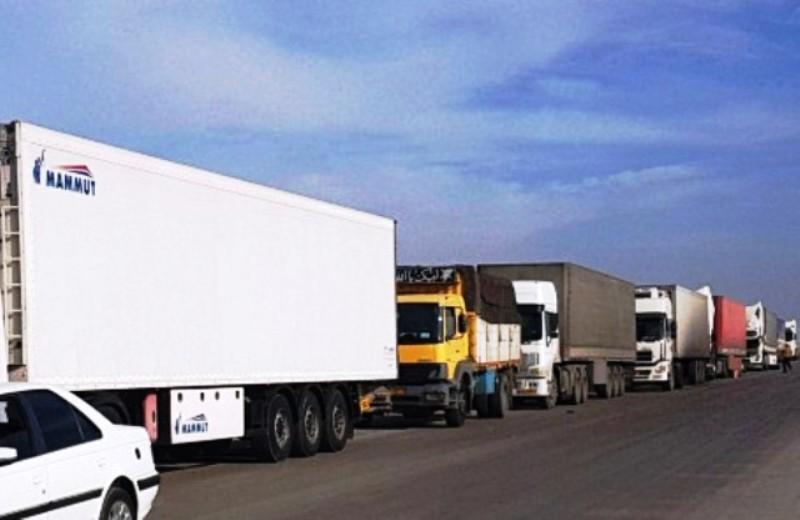 ورود نخستین محموله کمکهای موکبهای اربعین عراقی از مرز شلمچه