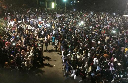 کودتای نظامی در سودان/ عمر البشیر برکنار شد