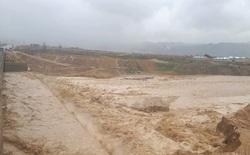 نجات فرد غرق شده در رودخانه خروشان بشار کهگیلویه و بویراحمد
