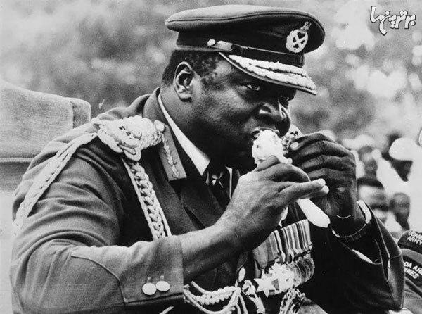 جنایات هولناک «عیدی امین» علیه بشریت / قصاب اوگاندا را بیشتر بشناسید + تصاویر