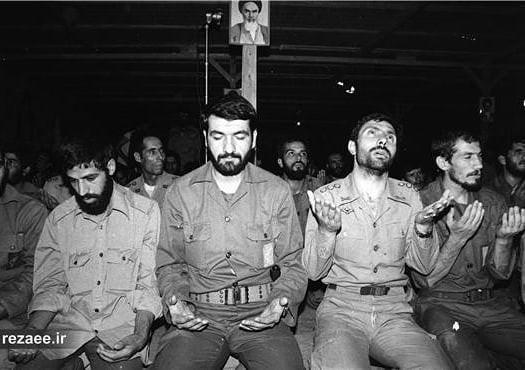 روایت محسن رضایی از از دیدارش به همراه شهید صیاد شیرازی با امام خمینی (ره) +تصاویر