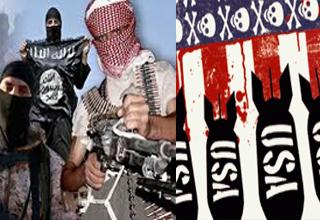 صفر تا صد سیاستهای آمریکا برای استفاده از تروریسم علیه رقبا/ عناصر داعش و القاعده اینگونه به داد ترامپ رسیدند + تصاویر
