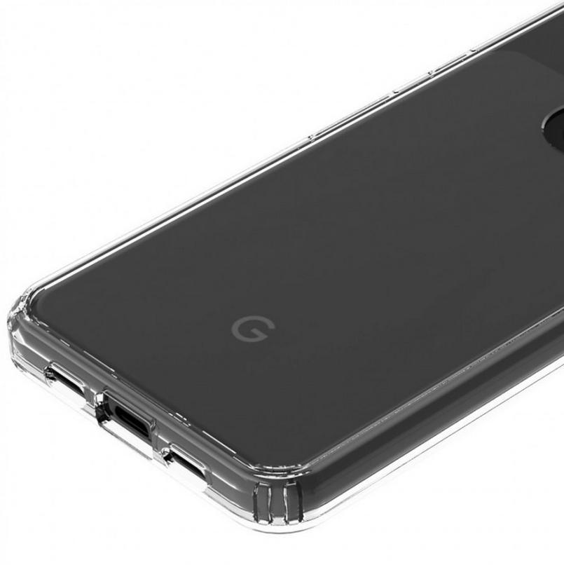 رندرهای قاب گوشیهای گوگل پیکسل 3a و پیکسل 3a XL منتشر شدند +تصاویر