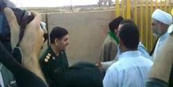 اولین محمولهی کمکهای نیروهای مردمی عراق وارد کشور شد
