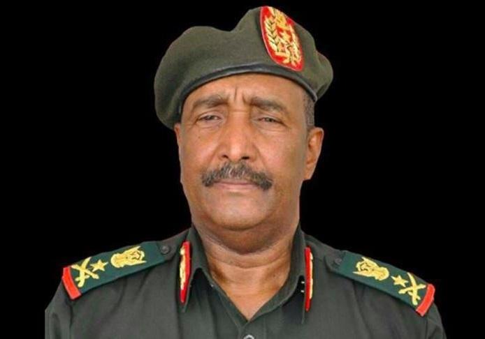 استعفای رئیس شورای نظامی سودان / عبدالفتاح برهان، رئیس جدید شورای نظامی