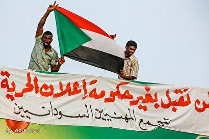 «صوت الثورة»؛ سرود خوش آزادی سودان