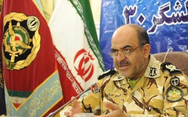 ارتش در امر مردمیاری پیشگام است/ نیروهای مسلح ید واحده هستند
