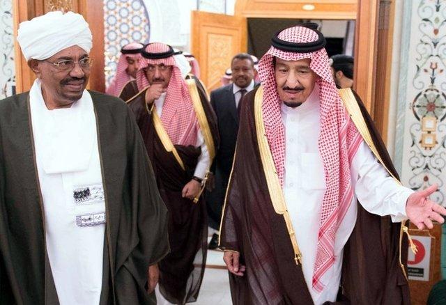 وقتی عمر البشیر مهره سوخته عربستان می شود// نیل به نوبت فرعون هایش را می بلعد!