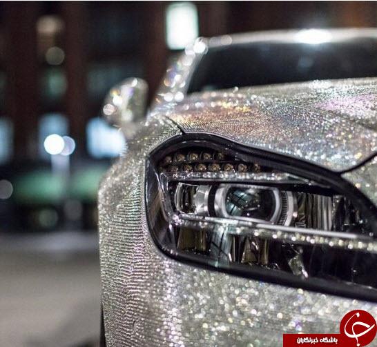 بلاگری که از خودروهای لوکس خود خسته شده است+فیلم و تصاویر