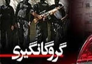 آزادی جوان ۲۵ ساله از چنگال گروگان گیران در شهرستان سرباز
