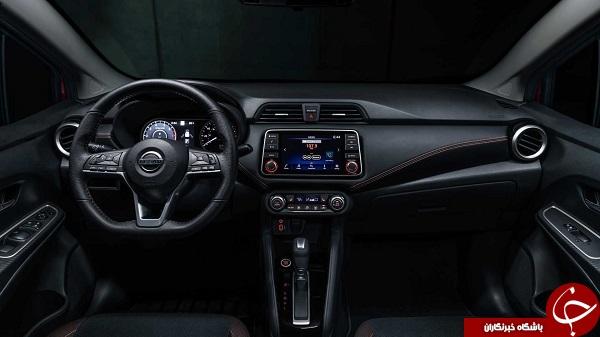 مدل ۲۰۲۰ نیسان ورسا، اتومبیلی زیبا و ایمن