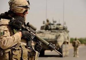 زخمی شدن چهار نظامی رومانیایی در افغانستان