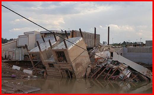 آخرین اخبار از مناطق سیلزده یکشنبه ۲۵ فروردین ماه