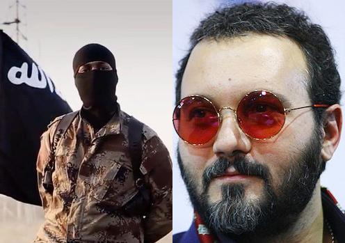 سکانش جالب مواجهه کامبیز دیرباز با داعش + فلیم