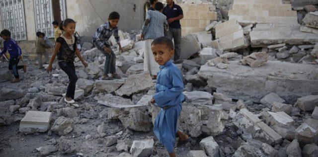 باشگاه خبرنگاران -شهادت یک کودک یمنی در استان الحدیده
