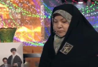 مادر شهیدی که برای سردار سلیمانی جان میدهد + فیلم