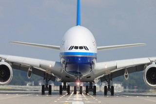 بزرگترین هواپیمای جهان برای اولین بار پرواز کرد +تصاویر