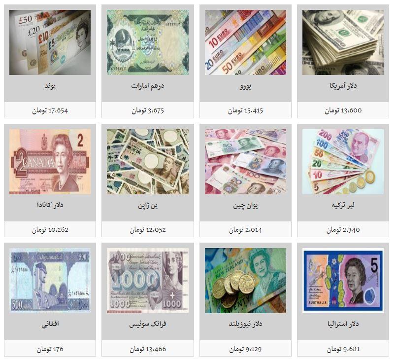 آخرین قیمتها از بازار ارز/ کاهش قیمت دلار ادامه دارد