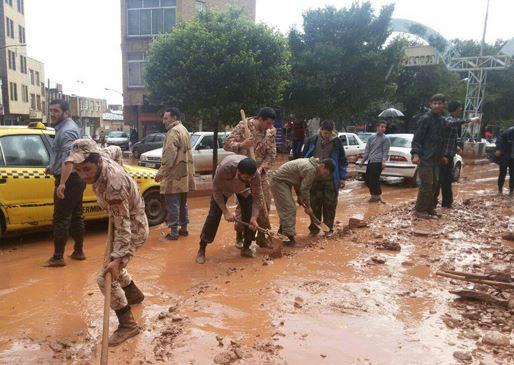 اقلام مورد نیاز مردم سیل زده خوزستان