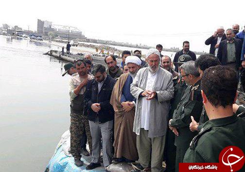 حضور رییس سازمان بسیج مستضعفان کشور در گلستان