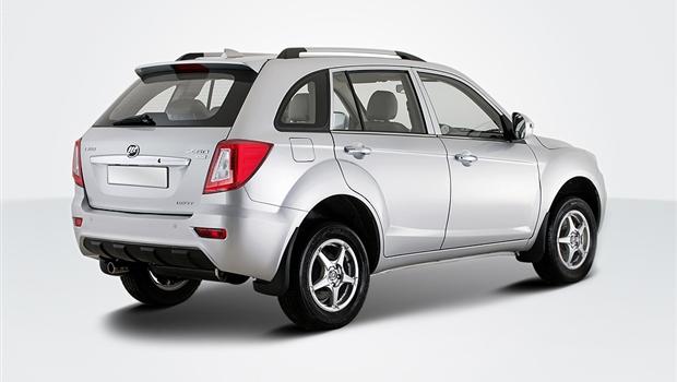 بررسی خودرو لیفان X60
