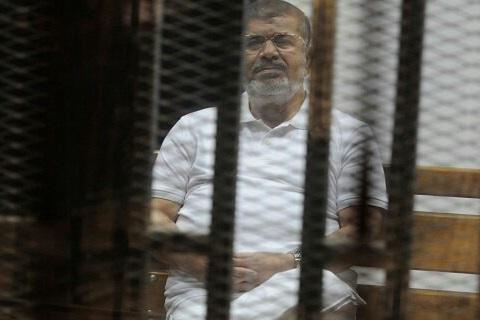 Image result for اعدام مرسی