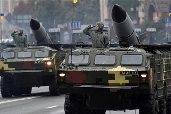 کمک نظامی ۴۰۰ میلیون دلاری آمریکا به اوکراین