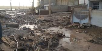 آسیب دیدگی  ۱۵ هزارو۷۰۰ واحد در بارندگیهای اخیر